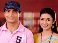 Sharad and Divyanka