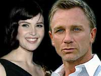 Gemma Arterton and Daniel Craig