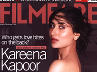 Kareena in Filmfares Cover
