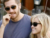 Reese Witherspoon and Jake Gyllenhall