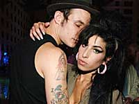 Amy Winehouse and Blake Fielder