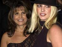 Britney Spears and her mom
