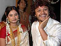 ganesh and wife Shilpa