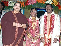 Senthils son Marriage