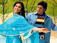 Still from Om Shanti Om