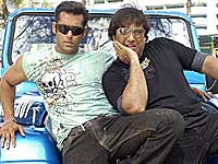 Govinda and Salman