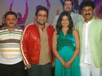 Accident audio launch function