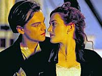Still from Titanic