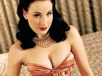 Charming dita von teese lesbian opinion you