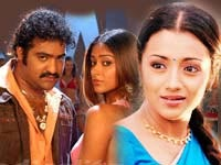 Ileana Trisha and NTR Jr
