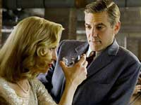 Renee Zellweger and George Clooney in the film