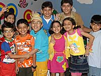 The Baa Bahoo Aur Baby Kids