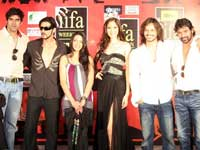 Cine Star at IIFA
