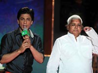 SRK and Lalu