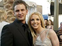 Britney spears with her brother Bryan