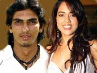 Sameera Reddy and Ishant Sharma