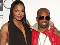 Janet Jackson and Jermaine Dupri