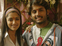 Nithin and Mamata Mohandas