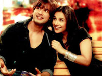 Still from Kismat Konnection
