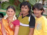 Cast of Preetham
