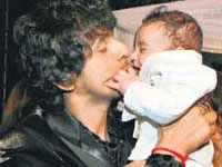 Sonu Nigam and Neevan