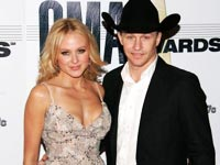 Jewel and Ty Murray