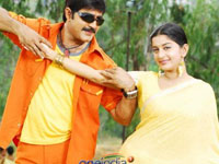 Srikanth and Meera Jasmine