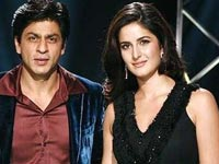 Shahrukh and Katrina