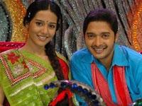 Shreyas and Amrita