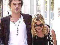 Kate Moss, Pete Doherty