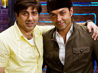 Sunny and Bobby Deol