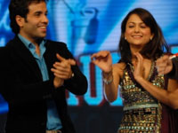 Tusshar and Amrita