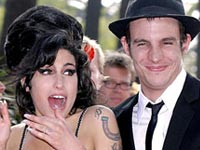 Amy Winehouse and Blake Fielder Civil