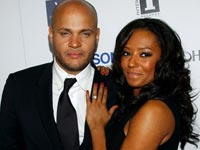 Melanie Brown Stephen Belafonte