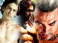 Salman Khan, Aamir Khan, Shahrukh Khan