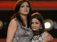 Sonali and Shini