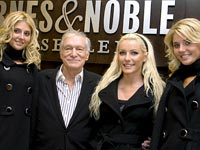 Hugh Hefner, New Girlfriends