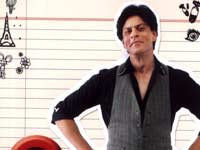 SRK launches new television show