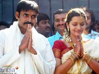 Pawan-Renu Marriage