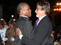 Amitabh Bachchan and Danny Glover