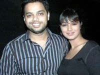 Ayesha Takia and Farhan Azmi