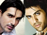 John Abraham and Hurman Baweja