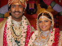 Vishnu-Veronica Marriage