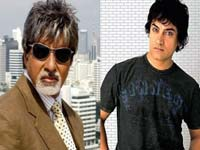 Aamir and Amitabh