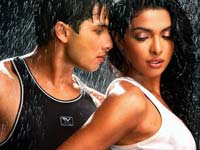 Priyanka and Shahid