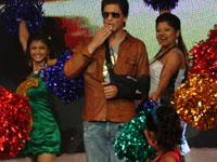 SRK and Cheerleader