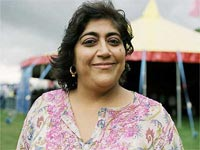 It takes me back to my Punjabi roots :  Gurinder Chadha,