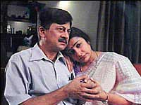 Ananth Nag and Suhasini