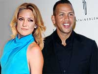 Kate Hudson and Alex Rodriguez