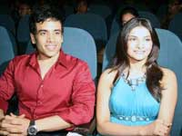 Tusshar and Prachi